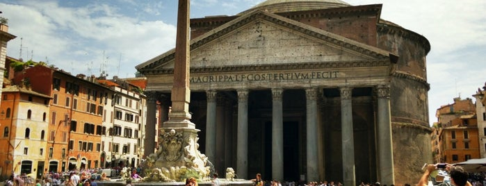 Panteón de Agripa is one of Supova in Roma.