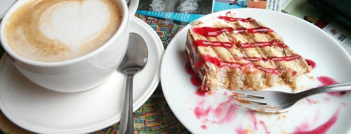 Café Palermo is one of Lieux qui ont plu à Ani.
