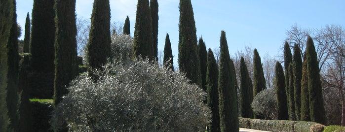 Bosque del Recuerdo is one of Ruta Colorea Madrid para conocer el Retiro.