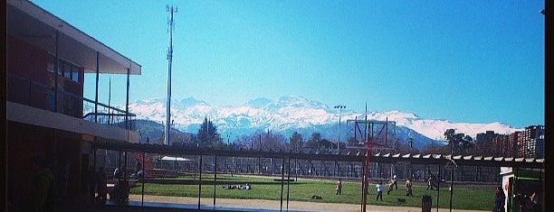 Colegio San Pedro Nolasco is one of Estadios y canchas - Chile.