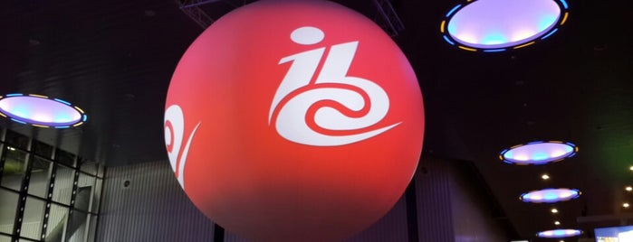 IBC 2013 is one of José 님이 좋아한 장소.