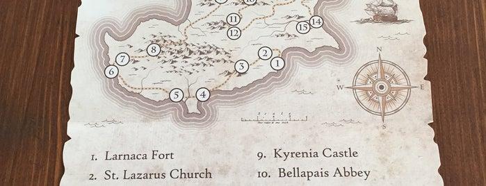 Cyprus Land is one of Orte, die Natalia gefallen.