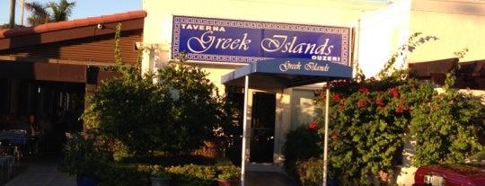 Greek Islands Taverna is one of Best of Fort Lauderdale.
