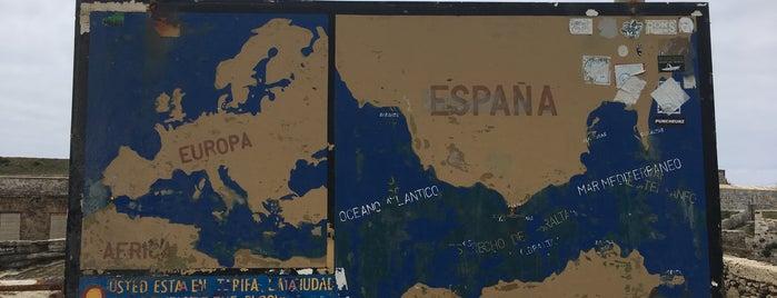 Isla de Tarifa is one of Posti che sono piaciuti a Adrián.