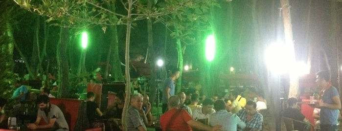 İba Cafe Bar is one of Yerler - Antalya.
