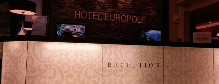 Hôtel Europole is one of Lieux qui ont plu à Rafael.