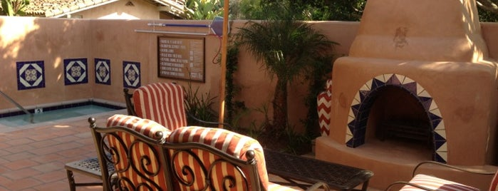 Rancho Valencia Resort & Spa is one of Get Fit Getaways.