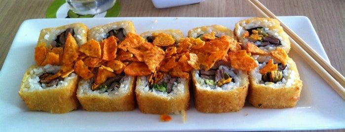 Sensei Sushi Bar is one of Lugares favoritos de DS.
