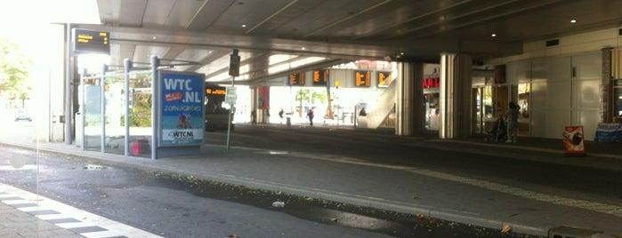 Busstation Zuidplein is one of Orte, die Kevin gefallen.