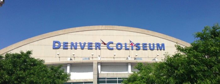 Denver Coliseum is one of sports arenas and stadiums.