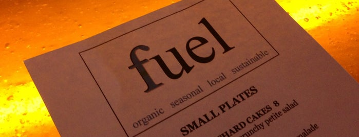 Fuel Cafe is one of Lugares guardados de Phil.
