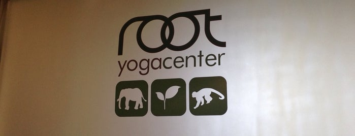 Root Yoga is one of Denver.