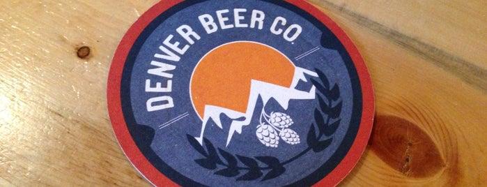 Craft Brewing Guide: Denver Colorado