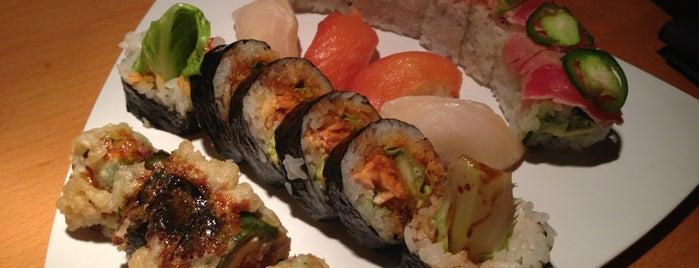 Samurai Sushi is one of Chelly: сохраненные места.