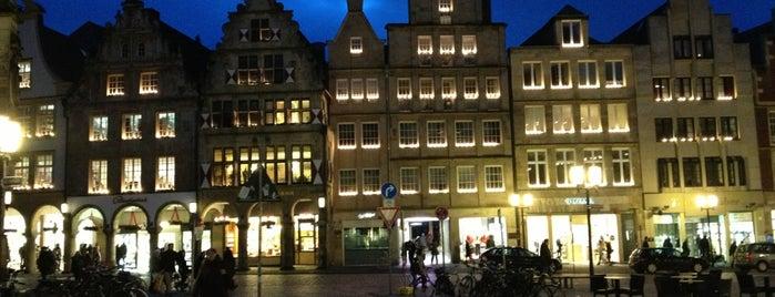 Prinzipalmarkt is one of Münster Münster.