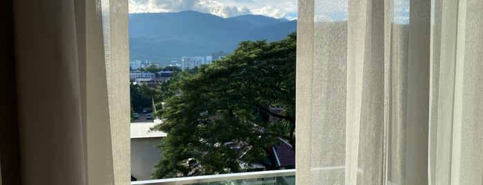 Eastin Tan Hotel Chiang Mai is one of Pamela's Liked Places.