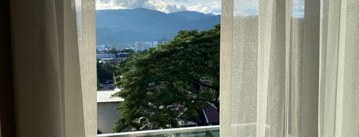 Eastin Tan Hotel Chiang Mai is one of Pamela 님이 좋아한 장소.