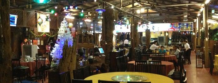 Fish Farm Restaurant & Resort is one of Gespeicherte Orte von Chew.