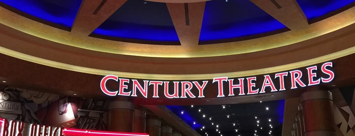 Century Theatre is one of Tempat yang Disukai Step.