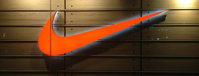 Nike is one of Locais curtidos por Illia.