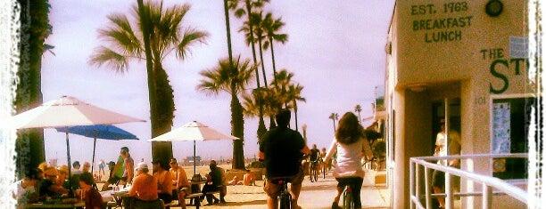 Newport Beach Bike Path is one of OC Extraordinaire.