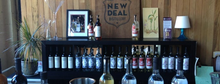 New Deal Distillery is one of PDXcellent.