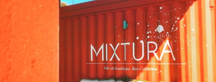 Mixtura Cocina Creativa is one of Valle de Guadalupe — Places To Visit.