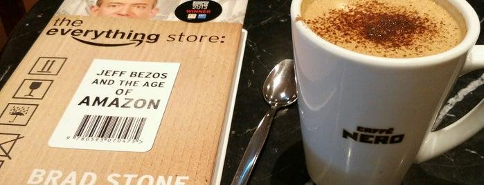 Caffè Nero is one of Riccardo'nun Beğendiği Mekanlar.