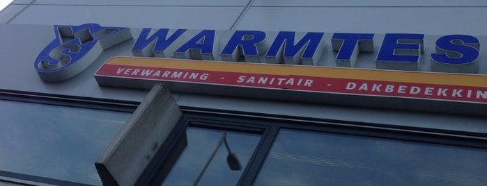 Warmteservice Amsterdam West is one of Posti che sono piaciuti a FWB.