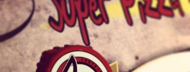 Super Pizza Pan is one of Lugares favoritos de Gabi.