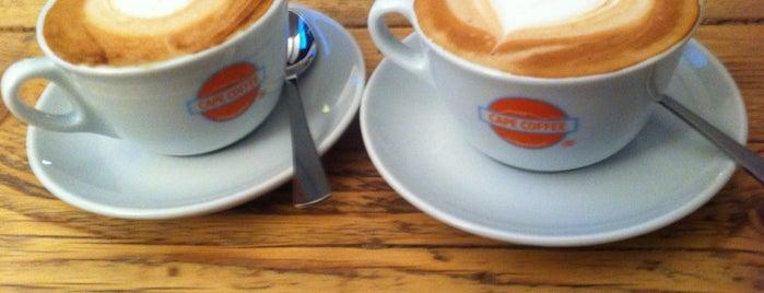 Cape Coffee Company is one of Orte, die Eduard gefallen.