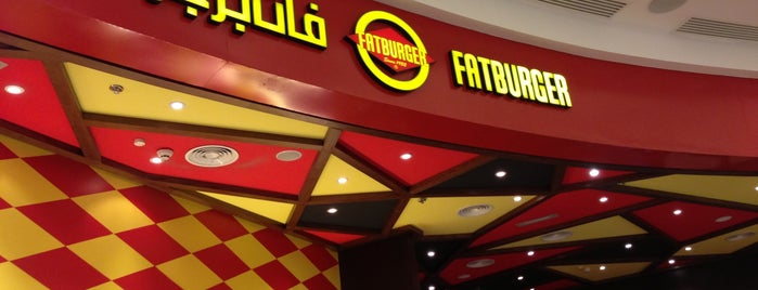Fatburger is one of Bahrain - The Pearl Of The Gulf.