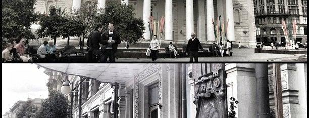 ボリショイ劇場 is one of Russia10.