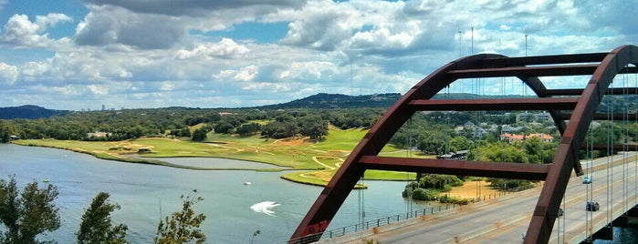 360 Bridge (Pennybacker Bridge) is one of Texas.