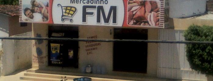 Mercadinho FM is one of Laercioさんのお気に入りスポット.