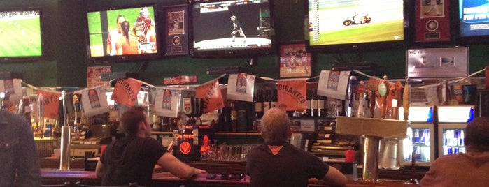 Union Square Sports Bar is one of Bars in San Francisco to watch NFL SUNDAY TICKET™.