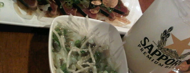 Sake Bar Hagi is one of Must try Asian Restaurants.