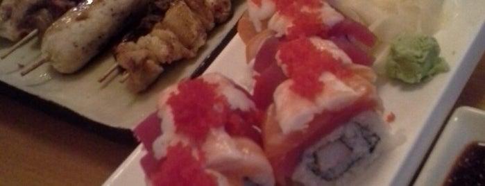 Izakaya Ariyoshi is one of Top 10 dinner spots in New York, NY.