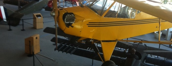 College Park Aviation Museum is one of Aviation.