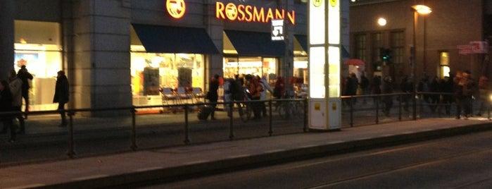 Rossmann is one of Berlin.