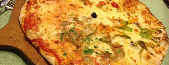 L'Isola della Pizza is one of Рим.