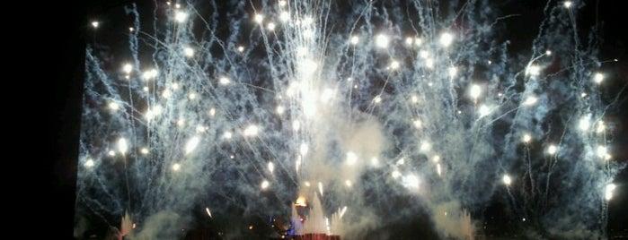 IllumiNations: Reflections of Earth is one of Walt Disney World.
