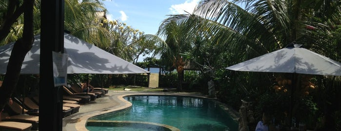 Balangan Sea View Bungalow is one of Travel - Abroad.