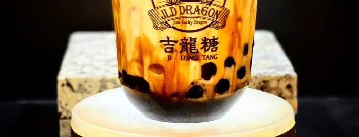 JLD Dragon 吉龍糖 is one of Micheenli Guide: Popular/New bubble tea, Singapore.
