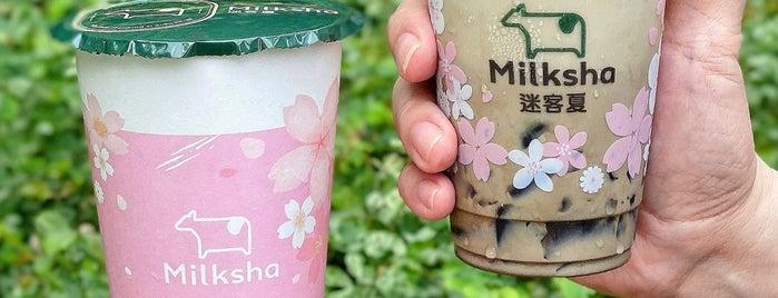 Milksha is one of シンガポール/Singapore.