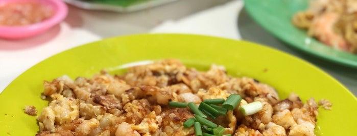 菜頭粿 Carrot Cake is one of Micheenli Guide: Best of Singapore Hawker Food.