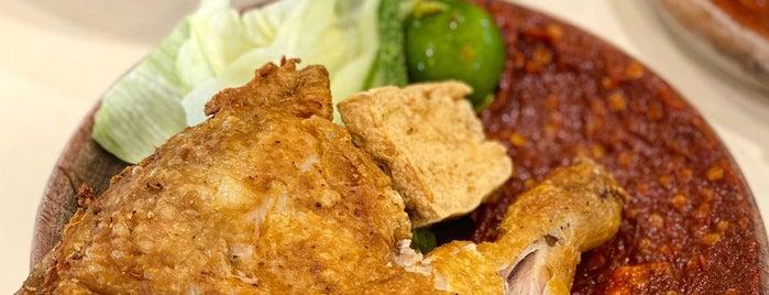 Ayam Penyet (Pondok Pantai Timur) is one of Micheenli Guide: Nasi Ayam Penyet/Goreng in SG.