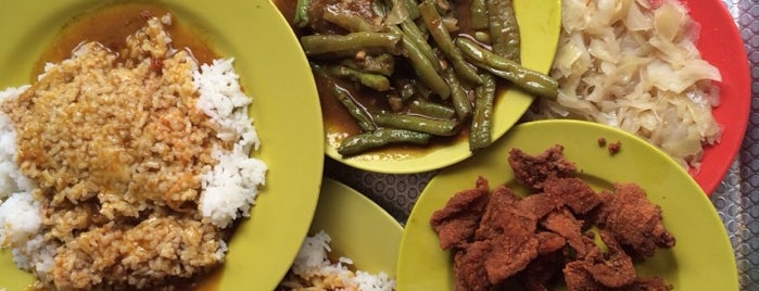 Hai Lam Curry Rice (河滨园) is one of Singapore Casual Eating.