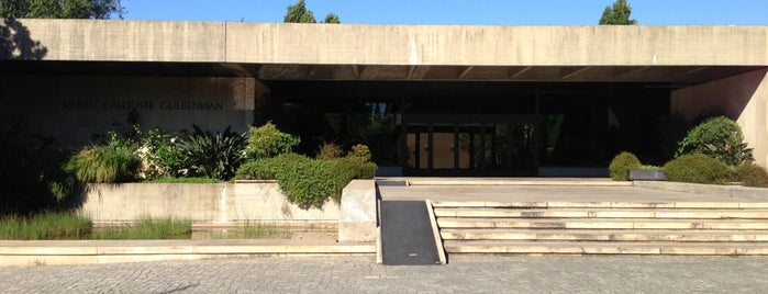 Museu Calouste Gulbenkian is one of Locais Visitados.
