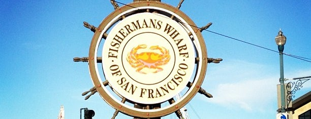 Fisherman's Wharf is one of Day Trips.
